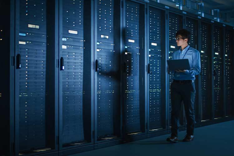 Cyber security company Colwyn Bay